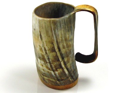 Abbeyhorn Oxhorn Large Soldiers Mug in Presentation Box