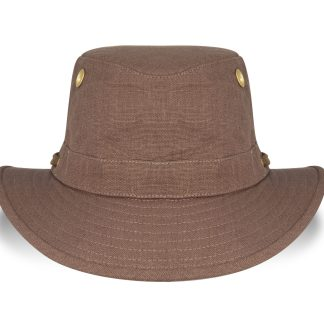 front profile of Tilley Hemp Hat