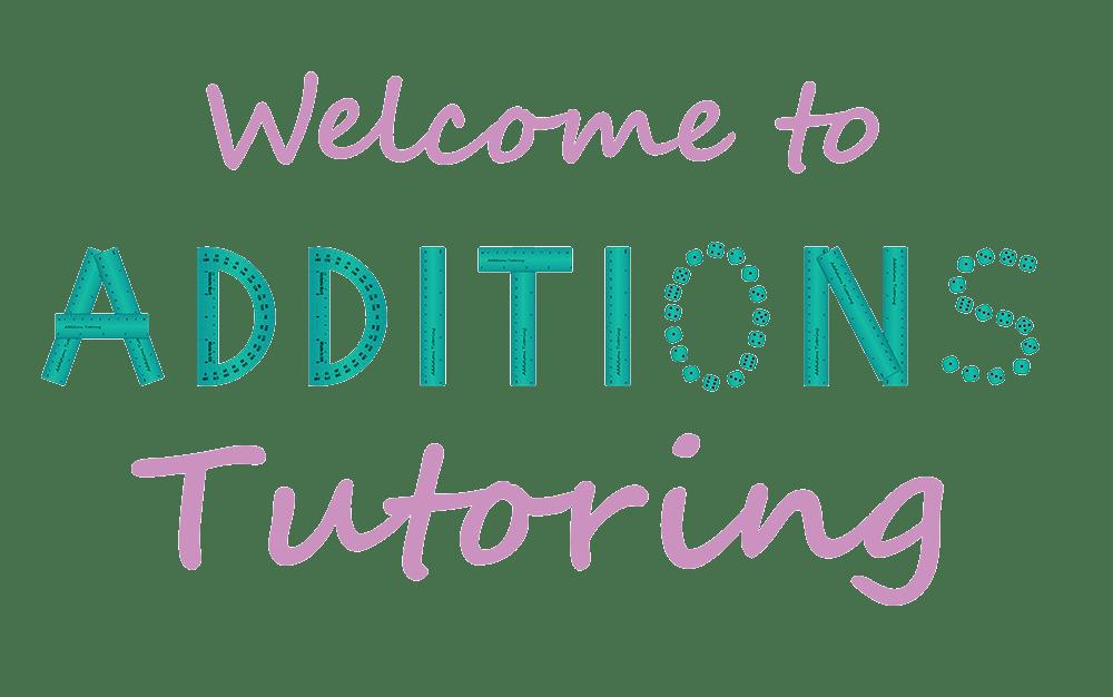 Additions Tutoring logo