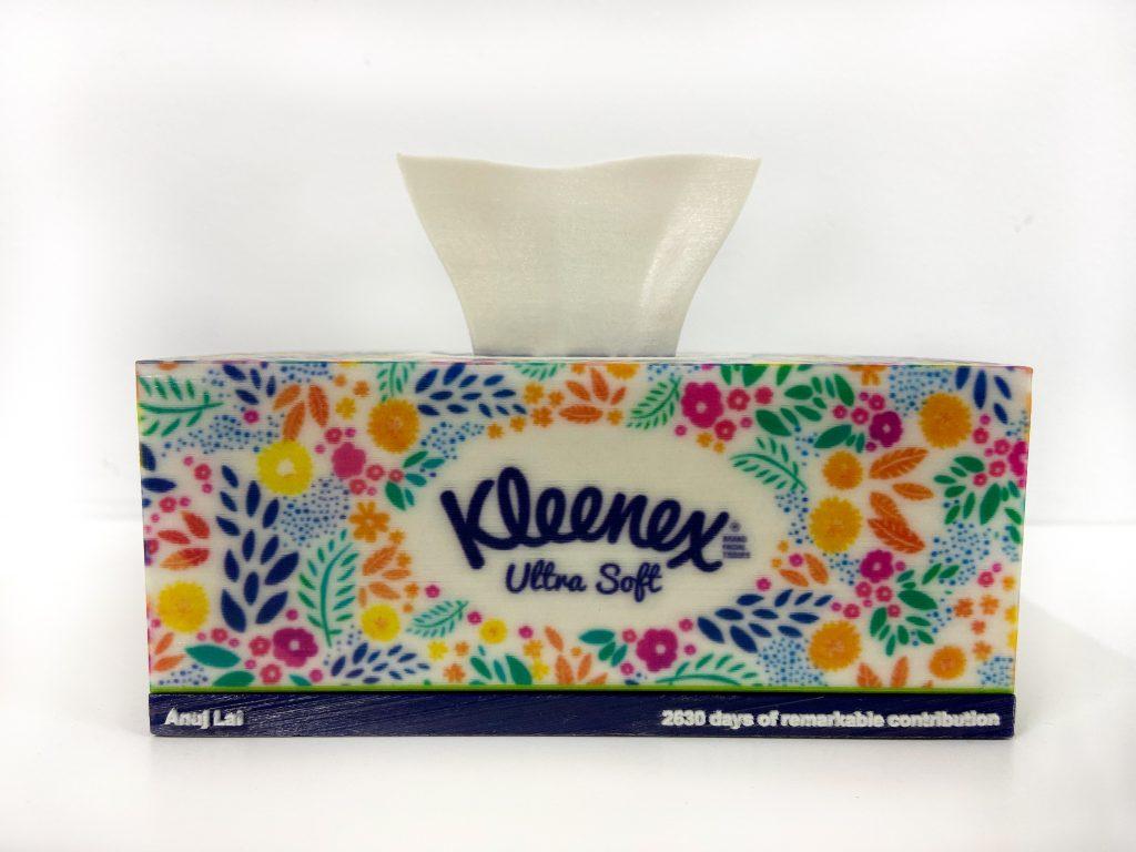 Kleenex souvenir