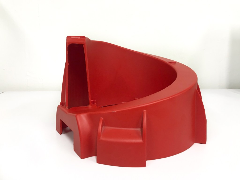 PU molded red