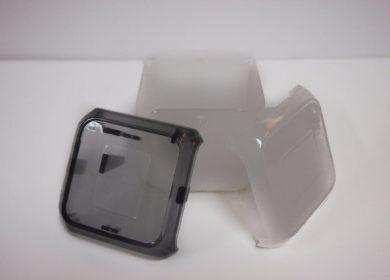 vacuum cast black box