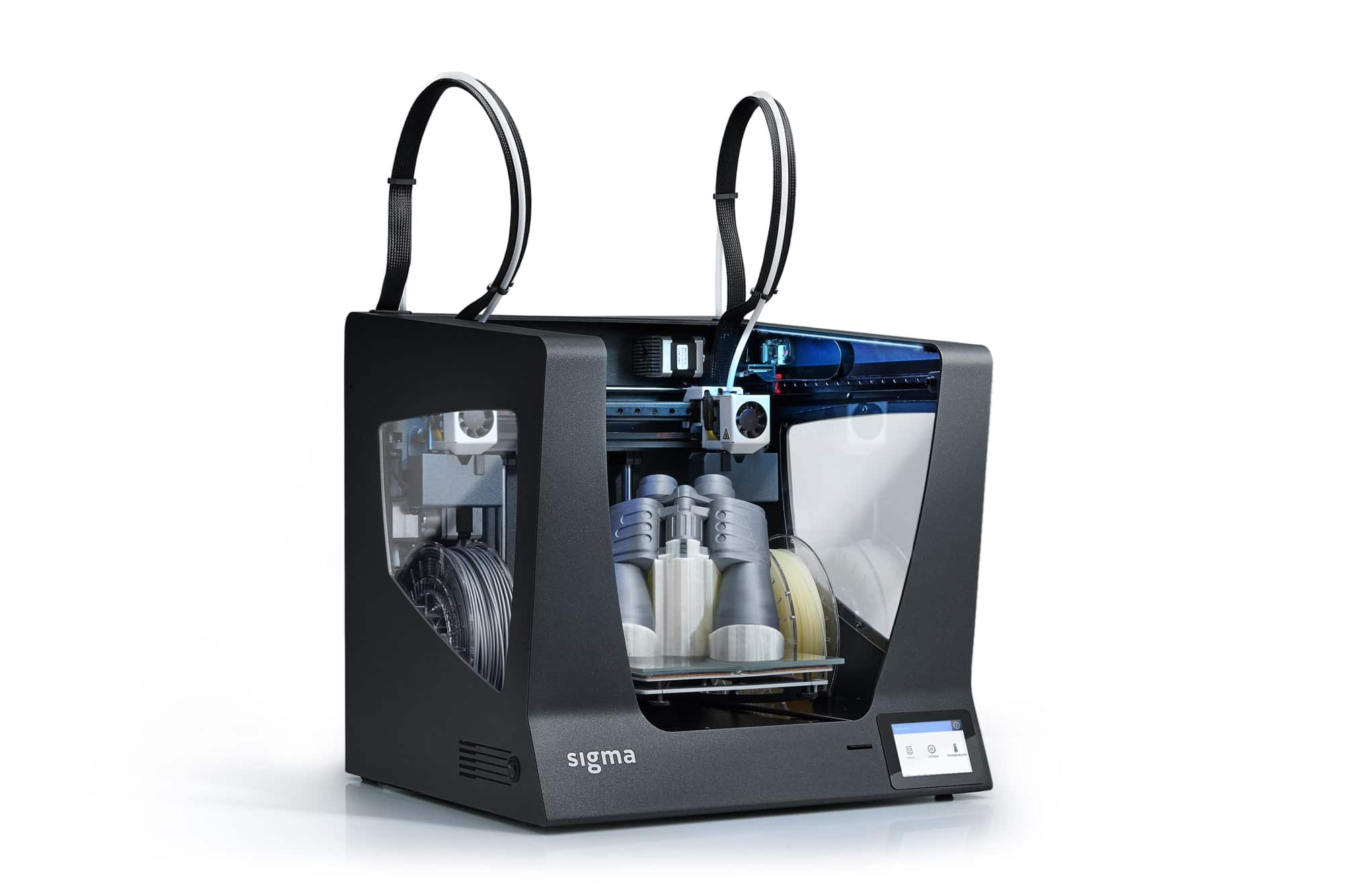 BCN3D Sigma R19 3D Printer Singapore