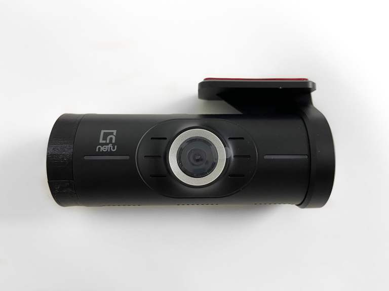 Camera with Cap