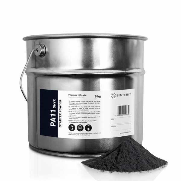 PA11 Onyx Starter Powder