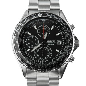 Seiko Aerospace Flightmaster Collection Chronograph SND253