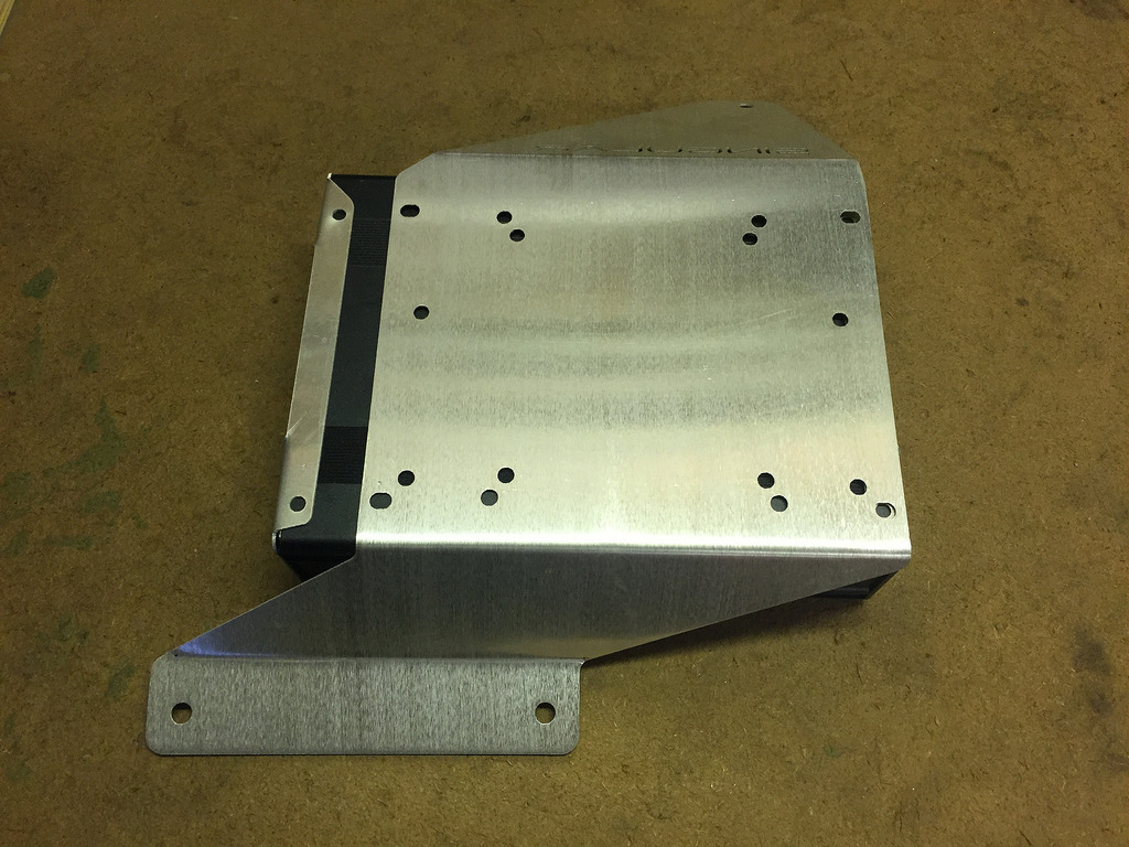 Singular Motorsports ECU Bracket Bottom