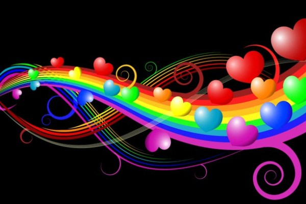 hearts colors # 10