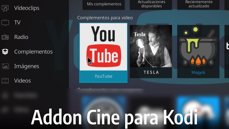 descargar addon youtube kodi 2019 instalar configurar