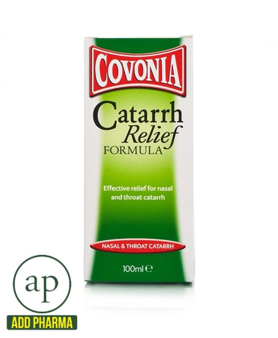 Covonia Catarrh Relief Formula - 100ml