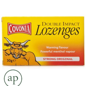 Covonia Cough Lozenges Strong Original - 30g