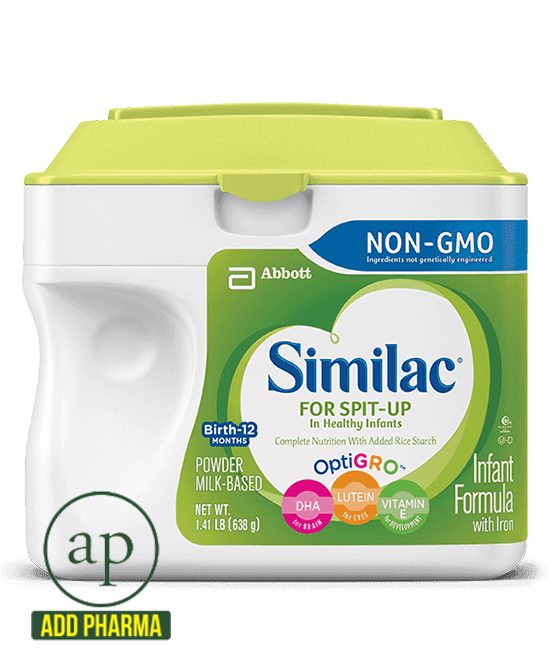 Similac® For Spit-Up NON‑GMO - 1.41 lb Powder (638g)