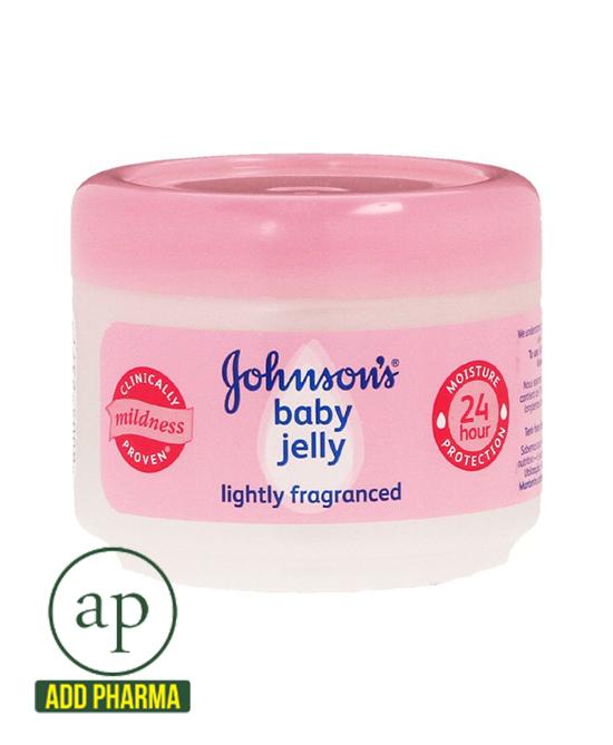 JOHNSON'S Baby Jelly Lightly Fragranced - 250ml
