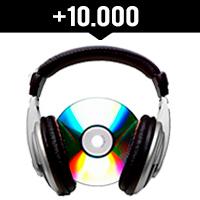 Comprar 10.000 reproducciones locales en Spotify