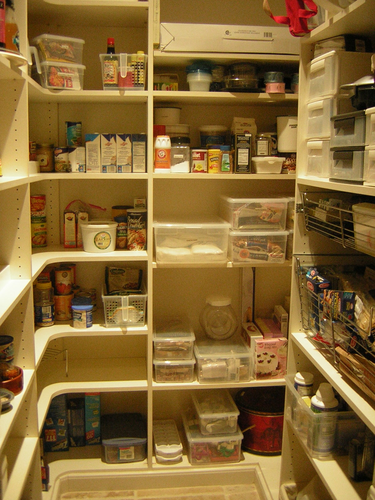 Kitchen Pantry Gets Optimized And Organized Professional Organizer Image