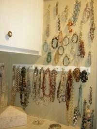 Jewelry Organizer Ideas