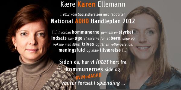 Kort resumé af National ADHD Handleplan 2012
