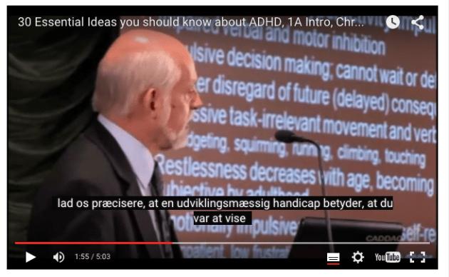 Forældre: Forstå dit barns ADHD!