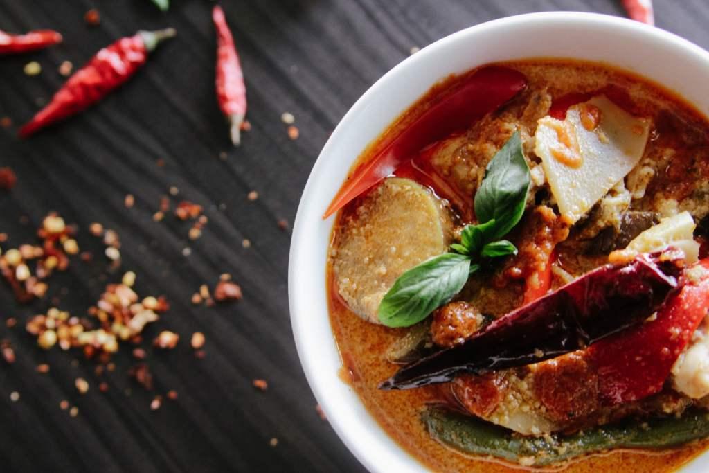 Thai keto takeaway