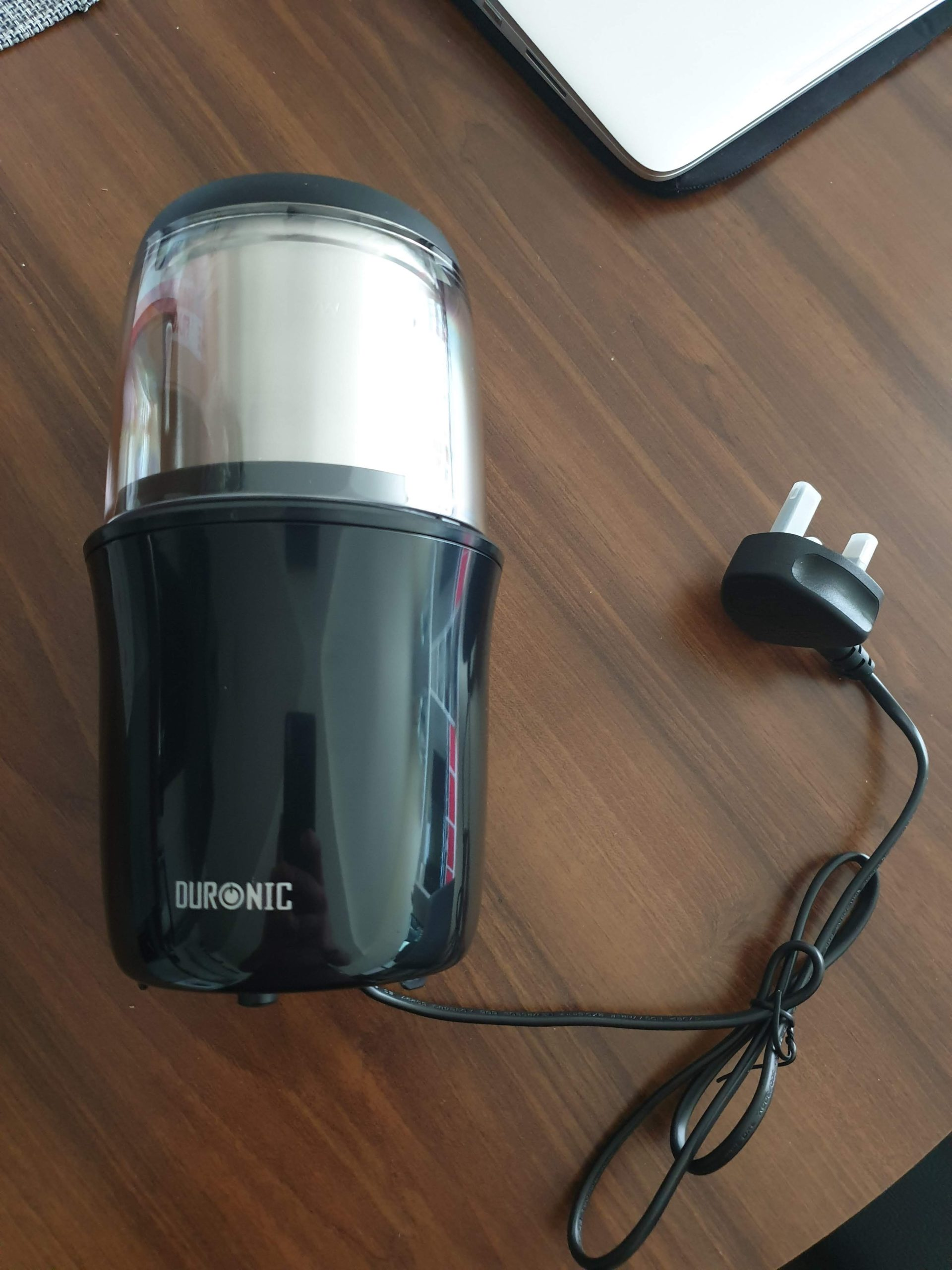duronic coffee grinder CG250