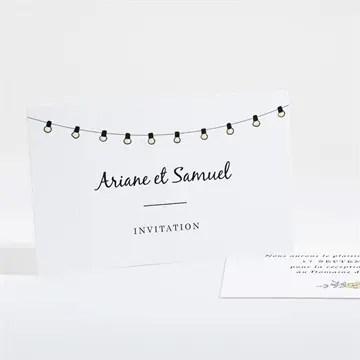 carton d invitation mariage intimes