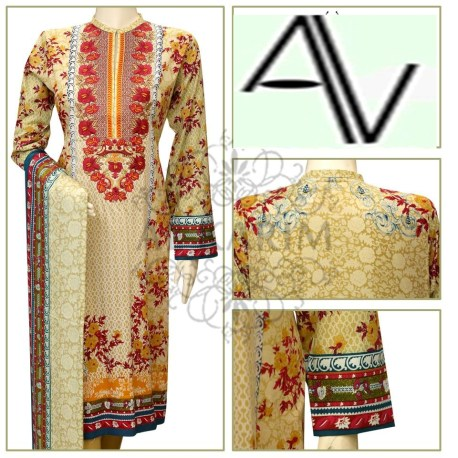 Product Code: D#240 A Fabric: LAWN Price: 3950 PKR Sizes: Small - Medium- Large DETAILS: 3 PIECE PRINTED AND EMBROIDERED LAWN SUIT Note : Embroidery shirts have been styled in the image for photography and illustrative purposes. The standard style comes as a long sleeved kameez & dupatta. and Shalwar