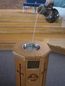 Baptismal Waters