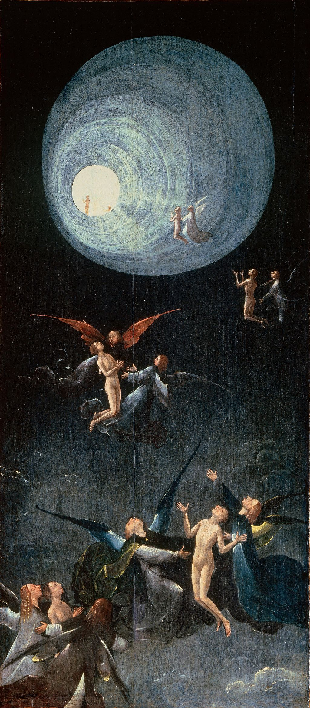 Ascent of the Blessed Hieronymus Bosch