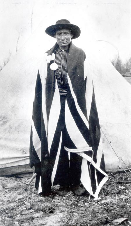 Chief Robert Fiddler