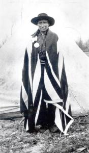 Chief Robert Fiddler