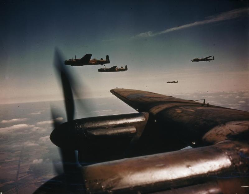 Avro Lancaster Bombers (1943)