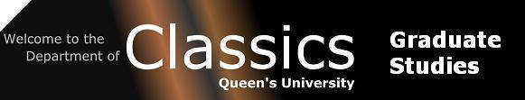 Classics @ Queen's University
