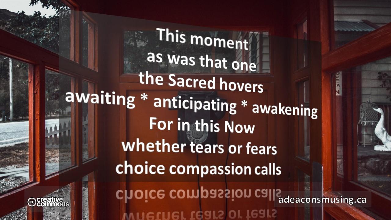 Compassion Calls