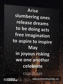 Joyous Risking