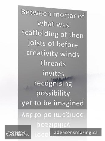 To Be Imagined