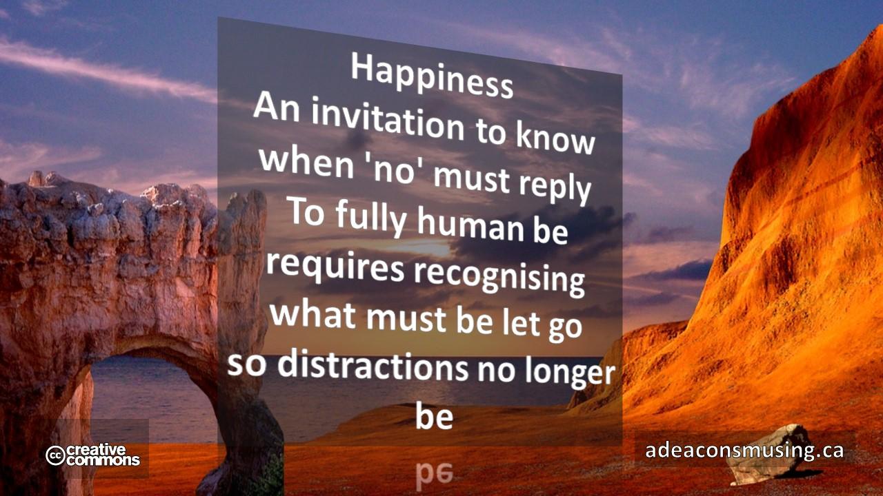 Distractions No