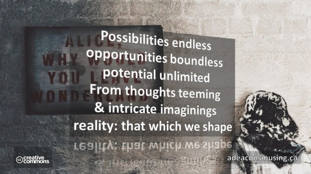 Reality We Shape