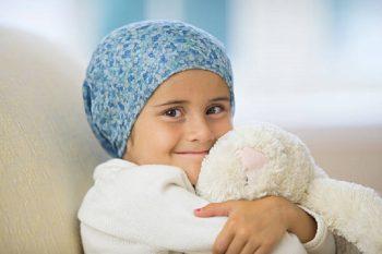 Niños con cáncer: vivir, su juego más divertido