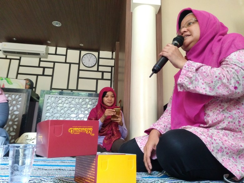 Maya Dewi General Manager AAMG
