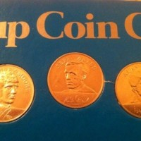 Esso World Cup 1970 coins