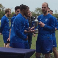 Gordon Brasted cup final - Barking 4 Clapton 2