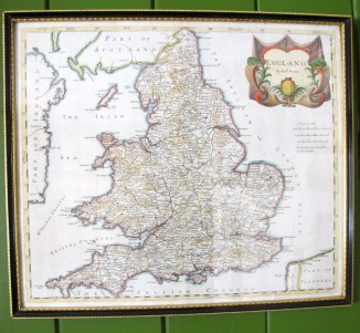 old maps of England and the counties