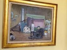 Renoir in studio