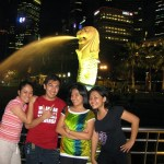 College Reunion in Singapore