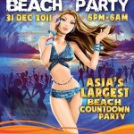 Siloso Beach Party (Countdown 2012)