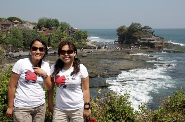 Bali Indonesia tour package tanah lot