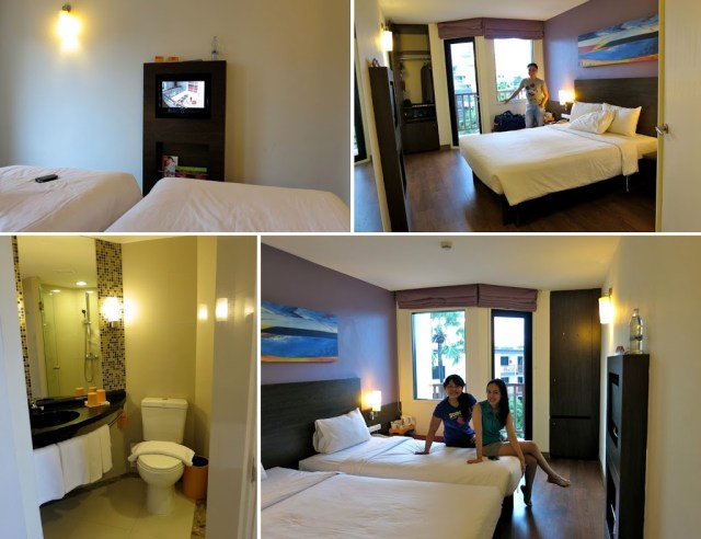 Phuket Thailand travel Patong beach hotel ibis