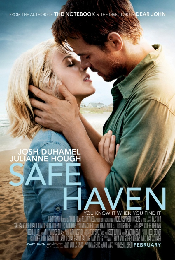 safe haven movie review a deecoded life who wouldn t feel safe in those arms right