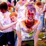 Weight Loss Wednesday: Color Run Singapore