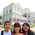 A Walking Tour of Downtown Singapore